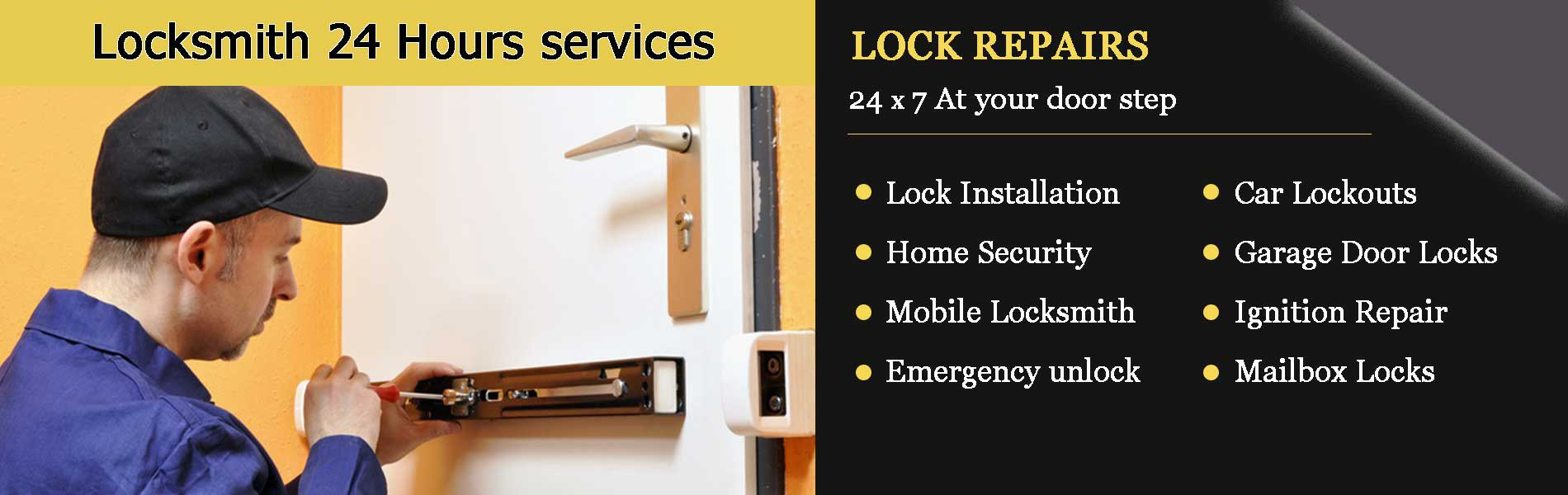 City Locksmith Store Palatine, IL 847-713-5687